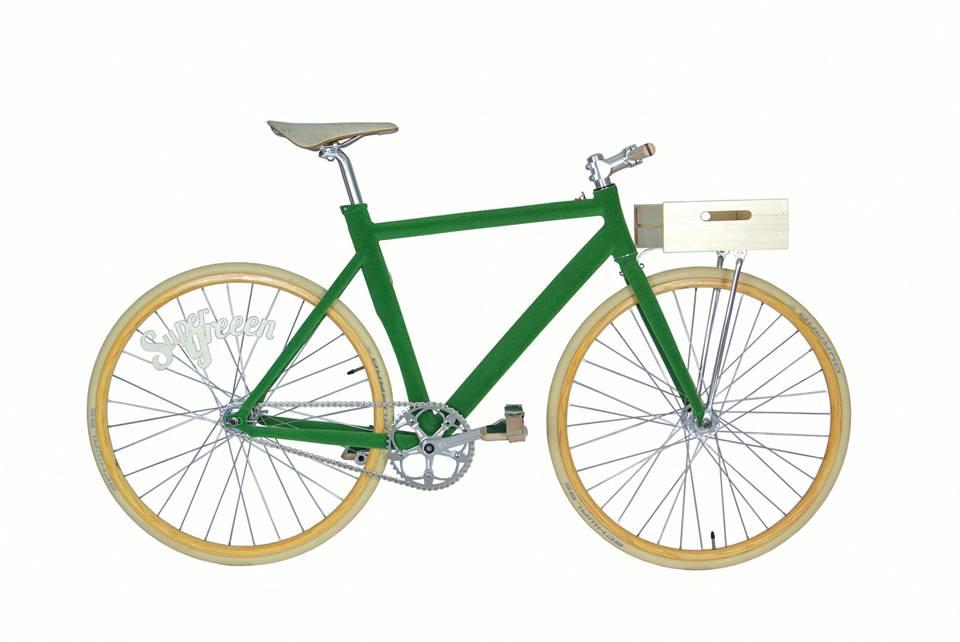 Beflockte pr sentations und werbemittel - Dekoration fahrrad ...
